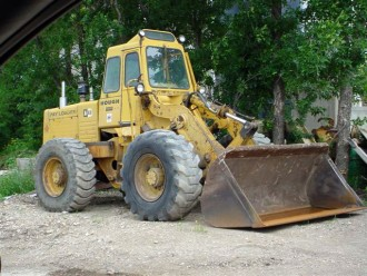 1969 Hough 60B Loader